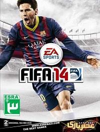 خرید بازی فیفا 14 اورجینال با تخفیف