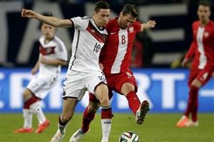 نتیجه بازی آلمان لهستان 27 خرداد 95 | خلاصه و گلها دیشب