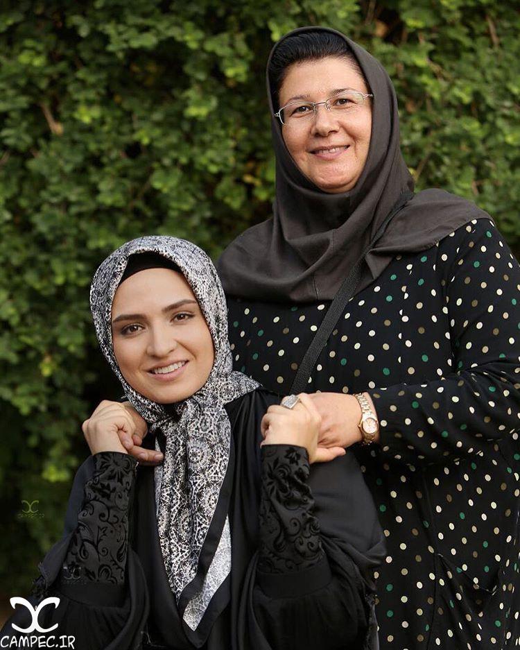 گلاره عباسی بازیگر نقش نازی سریال برادر