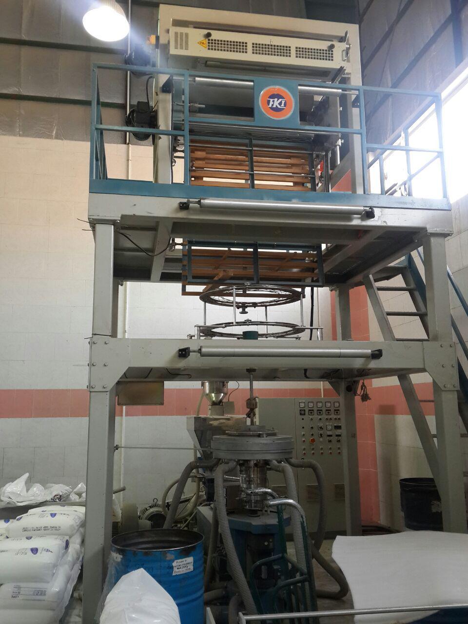 بورس ماشین آلات نایلون،نایلکس و چاپ تکفروش دستگاه تولید نایلون و نایلکس تایوانی