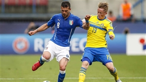 نتیجه بازی ایتالیا سوئد 28 خرداد 95 | خلاصه و گلها امروز