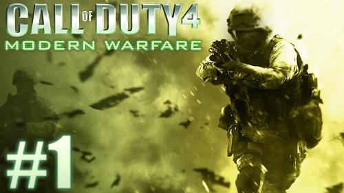 دانلود کرک call of duty 4 modern warfare