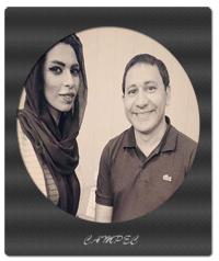 سروش جمشیدی و همسرش عکسها و بیوگرافی