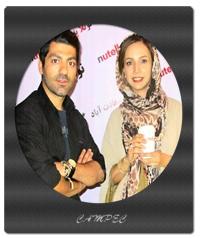 جمعی از بازیگران در مراسم افتتاحیه نوتلا پلاس+عکسها
