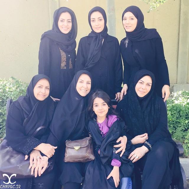 بیوگرافی و عکس های جدید رویا یوسفی خرداد 95 , عکس های بازیگران