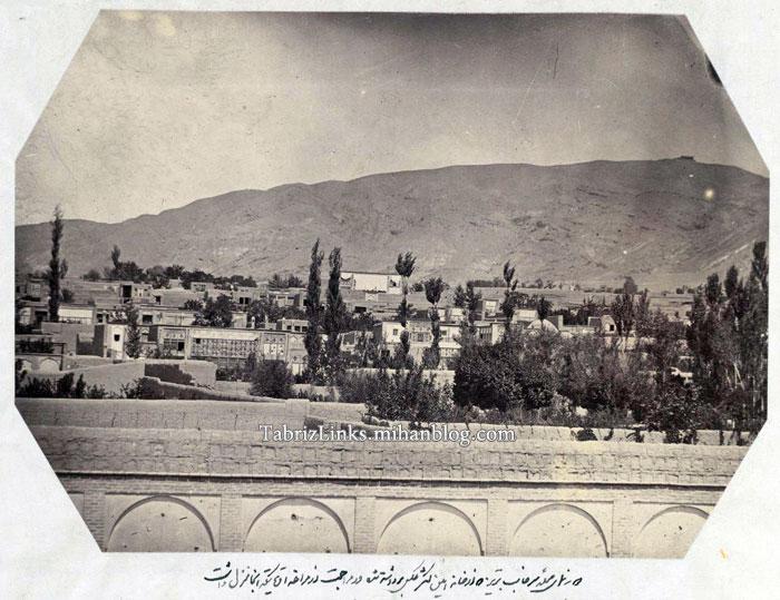 کوی های قدیم تبریز