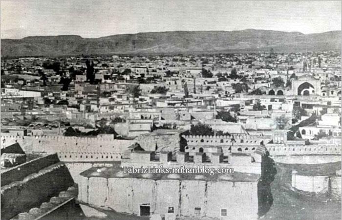 شهر قدیم