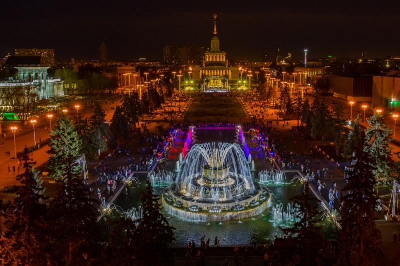 پارک ودنخا در مسکو