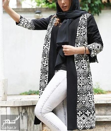 جدیدترین مدل مانتو برای تابستان ۹۵ , مدل لباس