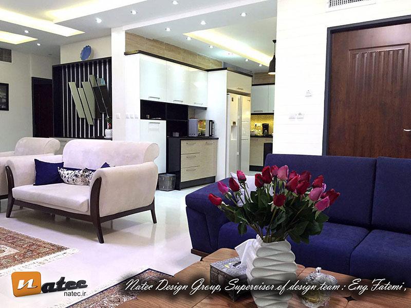 بازسازی منزل مسکونی اصفهان