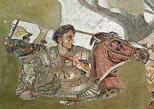در مقابل حمله اسکندر کدام سردار ایرانی ایستادگی کرد؟