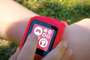ساعت هوشمند برای کودکان , دیجیتال