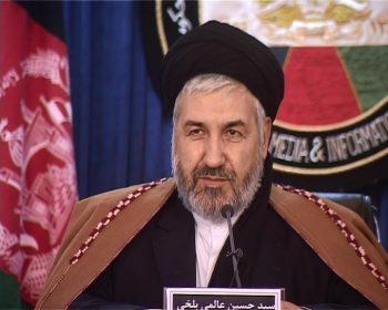 آقای بلخی وزیر مهاجرین و عودت کنندگان کشور اعلام کرد که ۷ میلیون افغانستانی مهاجر هستند.