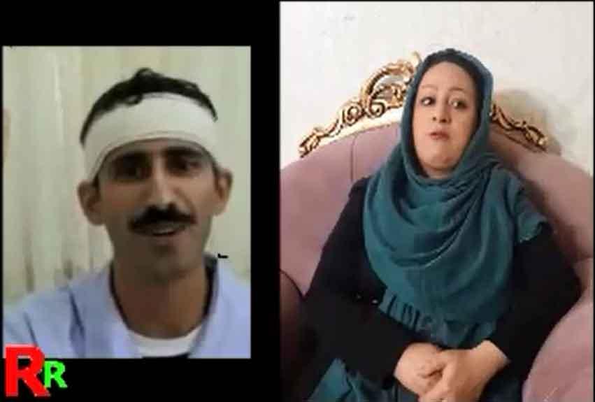 استمداد خانواده بهشتی ازمجامع حقوق بشری برای نجات جان مصطفی بهشتی اسیر زندان لیبرتی فرقه رجوی