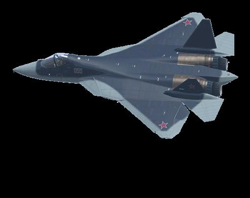 مود جنگنده (PAK-FA (T-50 برای Arma 3