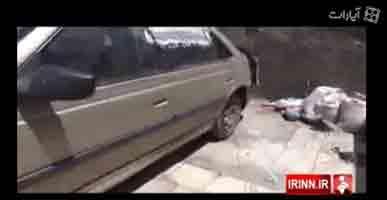 لحظه دستگیری نیروهای داعشی توسط وزارت اطلاعات +فیلم , حوادث