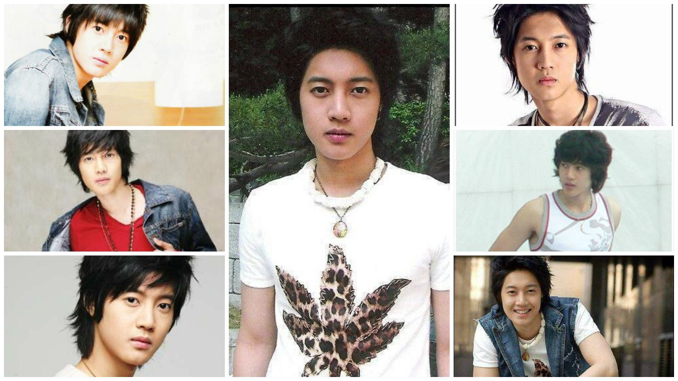 Cute and Young Hyun Joong