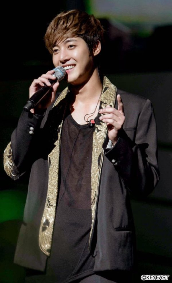 [Photo] Kim Hyun Joong Japan Mobile Site Update [2016.05.30]