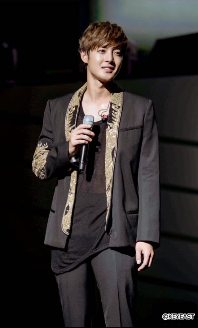 [Photo] Kim Hyun Joong Japan Mobile Site Update [2016.06.03]