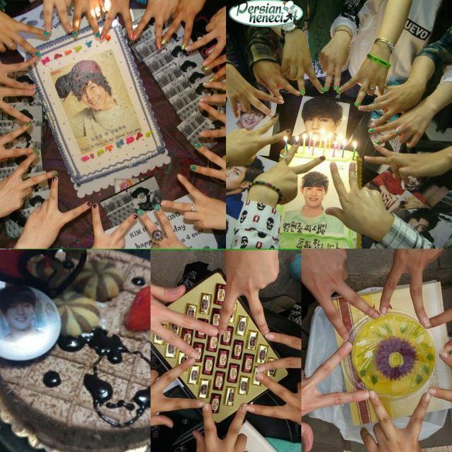 More fans celebrate HJ B-Day at Jaksal tonite. It is awesome can see the B-Day supports for wide fan clubs