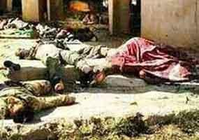 راز کشف اجساد بدون سر داعشی ها در فلوجه , بین الملل
