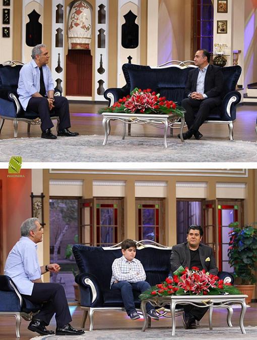 دانلود دورهمی 3 تیر 95 قسمت 35 با حضور سالار عقیلی و حسین عبدی