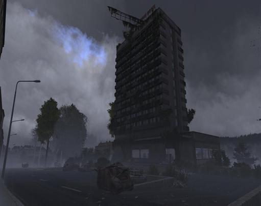 دانلود مپ فوق العاده Esseker - Post Apocalyptic
