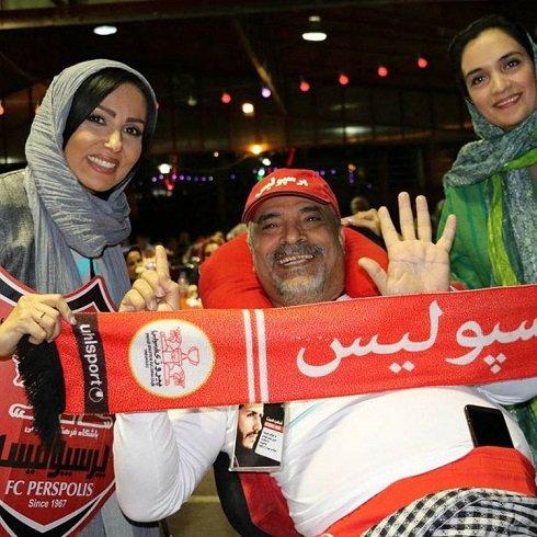 پرستو صالحی پرسپولیسی شد , چهره های ایرانی