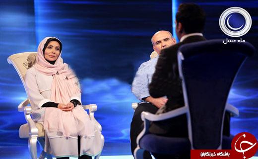 همدردی کاربران با پرستو صالحی بعد از ماه عسل + تصاویر , اخبار فرهنگ وهنر