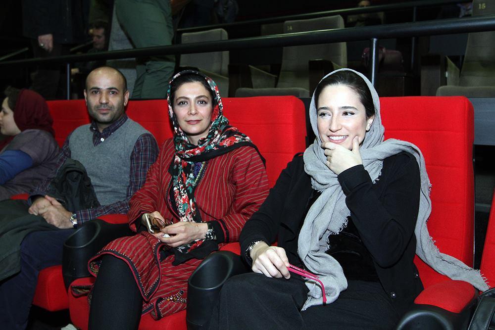 الهام کردا و همسرش سعید چنگیزیان