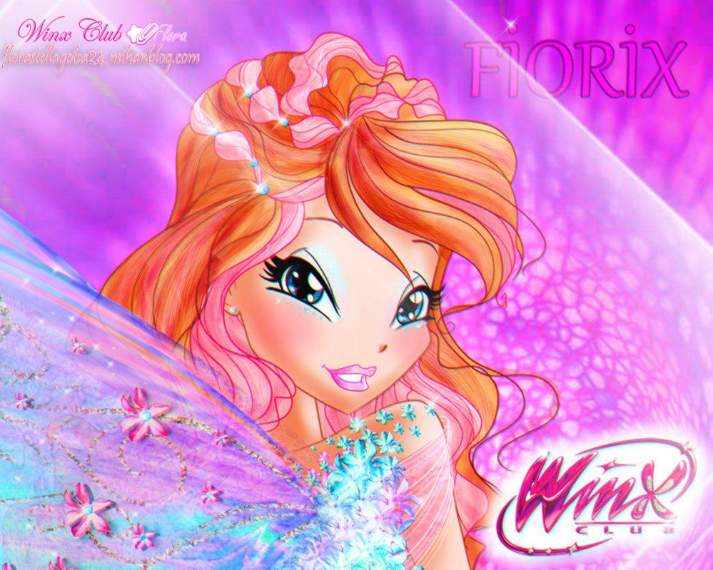 Winx & Flora/وینکس & فلورا/یکی از بهترین و بروز ترین وبای وینکسی