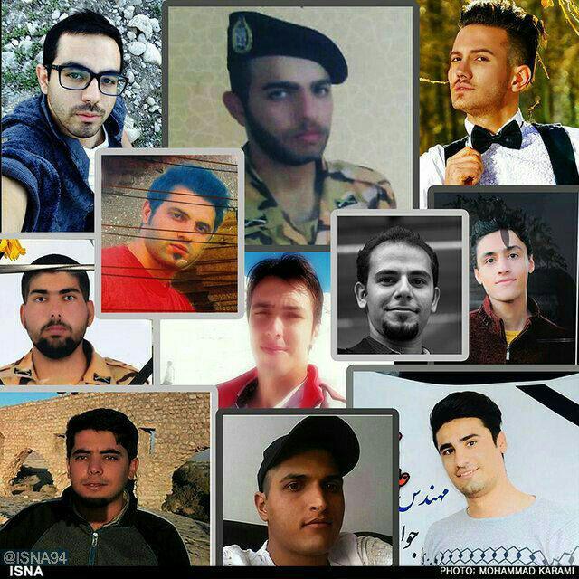 عکس های یادگاری از سربازان حادثه نی ریز , اجتماعی