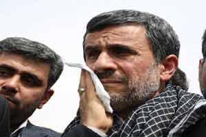 آیا برادر احمدینژاد در سوریه شهید شده است؟ , حوادث