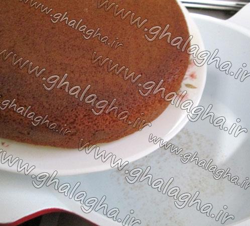 آموزش پخت انواع کیک بدون فر