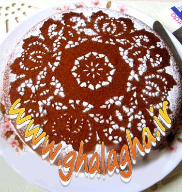 آموزش تصویری پخت کیک در قابلمه