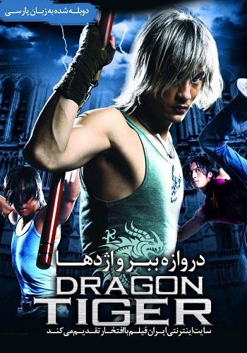 دانلود فیلم Dragon Tiger Gate دوبله فارسی
