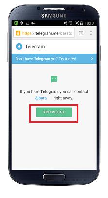 ساخت ایدی و اد کردن با ایدی در تلگرام Telegram