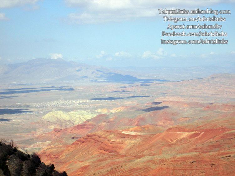کوه تبریز