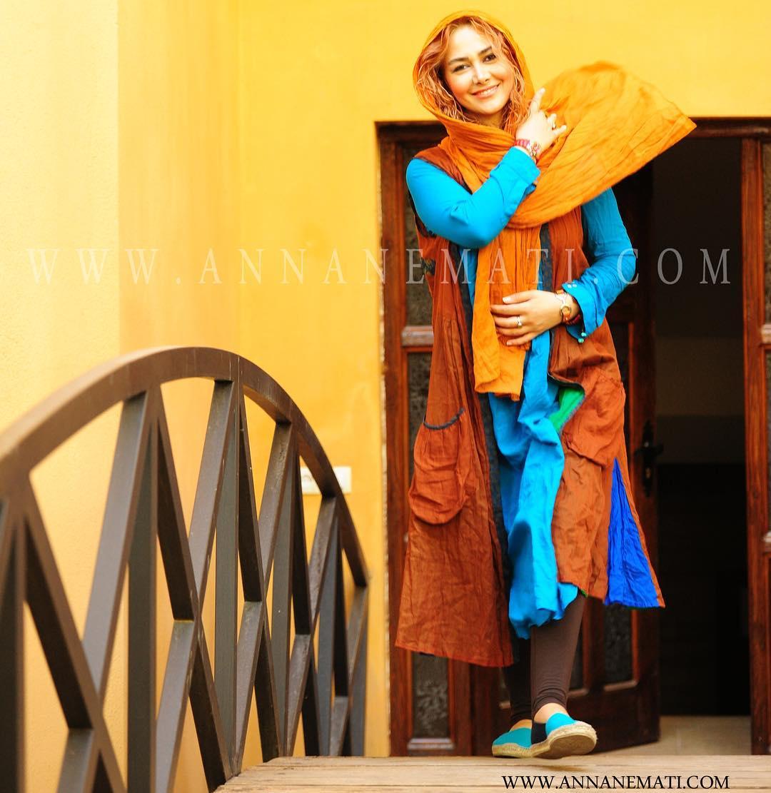 جدیدترین عکس های آنا نعمتی تیر ماه 95 , عکس های بازیگران