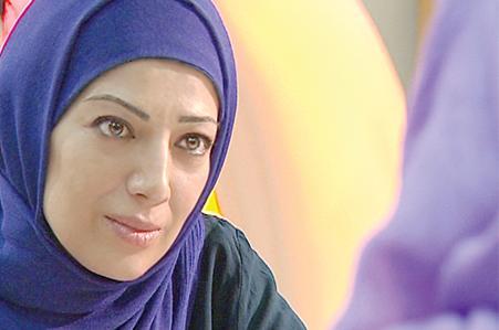 بازیگر زن فیلم شهید کاوه