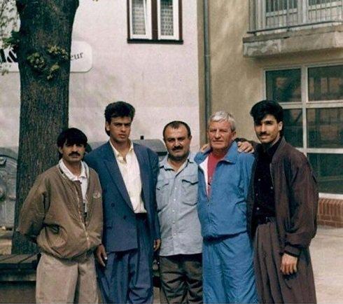 رضا شاهرودی از خوشتیپ های ایران بود! + عکس , چهره های ایرانی