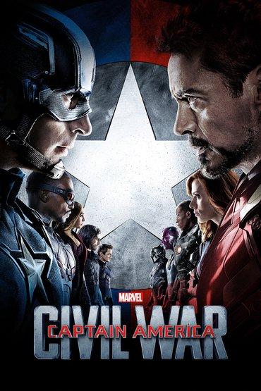 دانلود فیلم دوبله فارسی کاپیتان آمریکا Captain America Civil War 2016