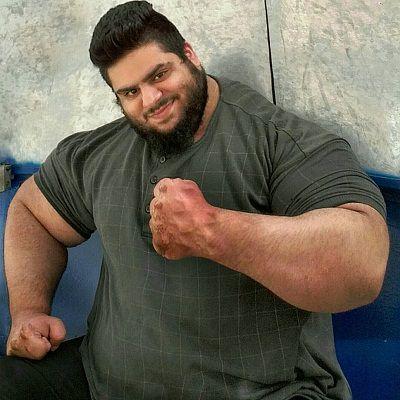 بیوگرافی کامل سجاد غریبی هالک ایرانی | عکس و فیلم