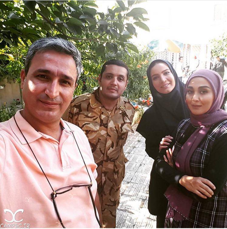 مریم معصومی متین ستوده و مهران رنجبر در فیلم تصمیم منطقی