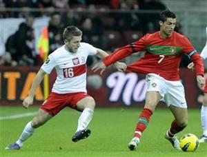 نتیجه بازی پرتغال و لهستان 10 تیر 95 یورو 2016 گلها و خلاصه