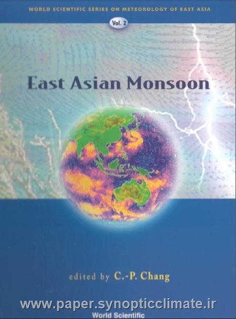 دانلود کتاب مونسون های شرق آسیا نویسنده C.P.CHANG