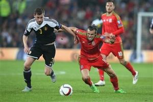 نتیجه بازی بلژیک ولز 11 تیر 95 | یورو2016  | خلاصه و گلها دیشب