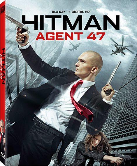 دانلود فیلم دوبله فارسی هیتمن مامور 47 - Hitman: Agent 47 2015