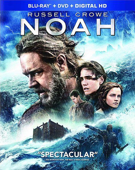 دانلود فیلم نوح – Noah 2014 با دوبله فارسی + لینک مستقیم