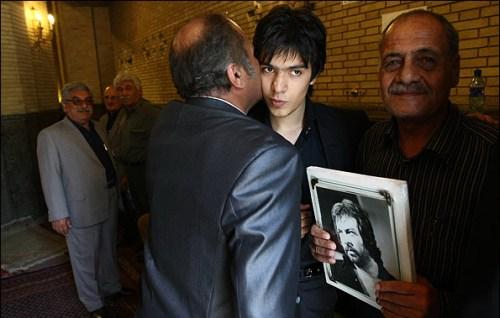 بیوگرافی ایرج قادری,تصویر پسر ایرج قادری,عکس پسر ایرج قادری,درگذشت ایرج قادری